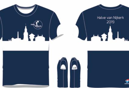 Limited edition hardloopshirt