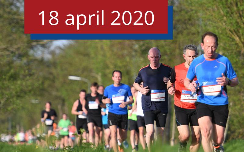 Save the date – zaterdag 18 april 2020