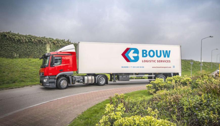 Bouw Logistics Halve van Nijkerk